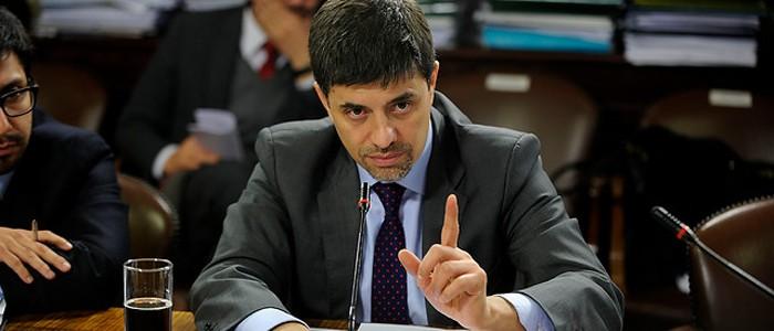 """Díaz: """"Aquí no hay tríos ni cuartetos. Hay un gabinete liderado por la presidenta"""""""