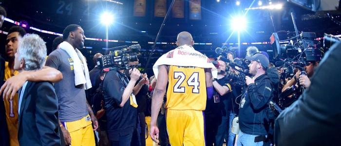 Farewell, Kobe