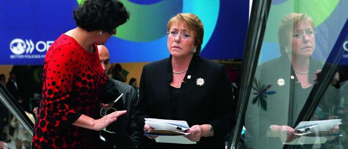 La querella de la Presidenta contra Qué Pasa
