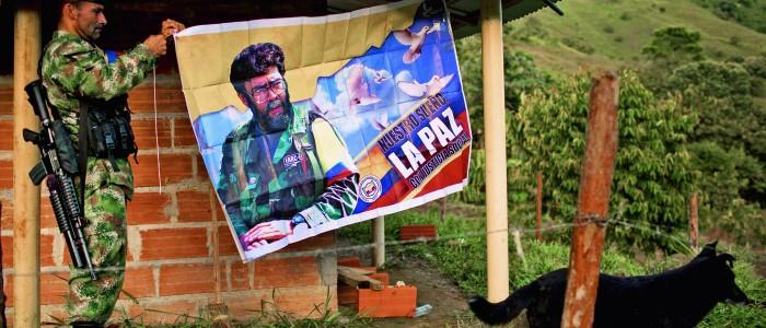El rol de Chile tras acuerdo de paz entre Colombia y las FARC