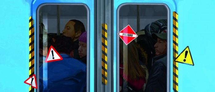 Un incómodo pasajero