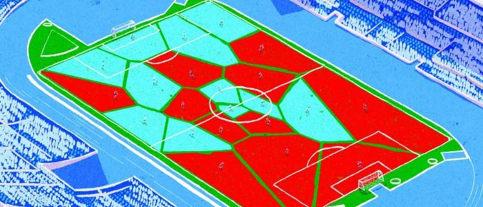 La geometría del fútbol