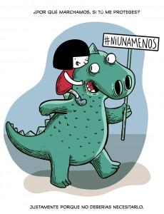Imagen Imagen Ni una menos