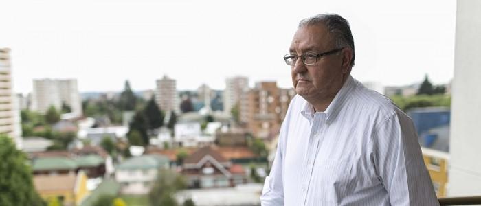 """""""Mi candidatura sería un remezón cultural y político fuerte"""""""