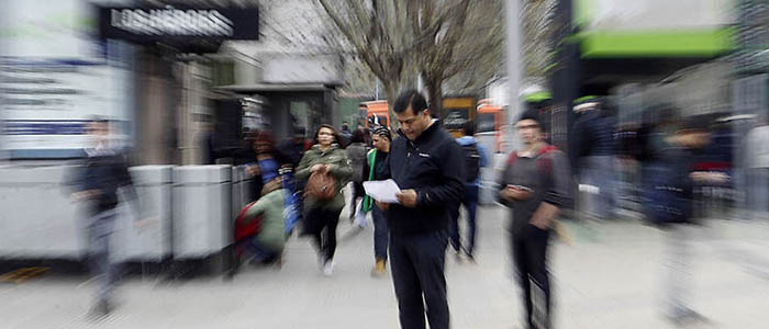 Desempleo subió a 6,7% durante el trimestre Febrero-Abril