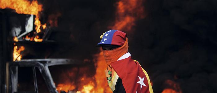 Un culebrón venezolano