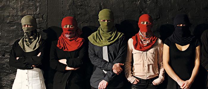 Zurita, Faride Zerán y Pali García piden liberación de Jorge Mateluna
