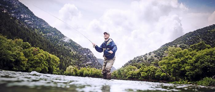 El mundo de la pesca deportiva