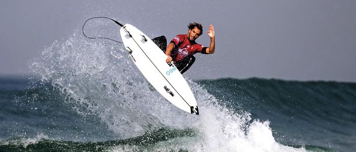 El nuevo rey europeo del surf