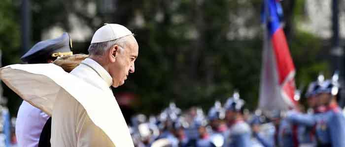 Papa Francisco en Chile