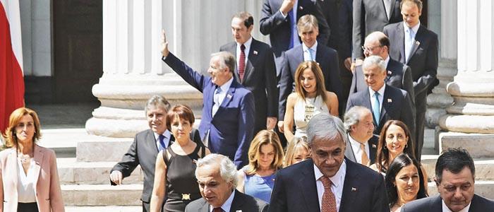 Todos los amigos del Presidente