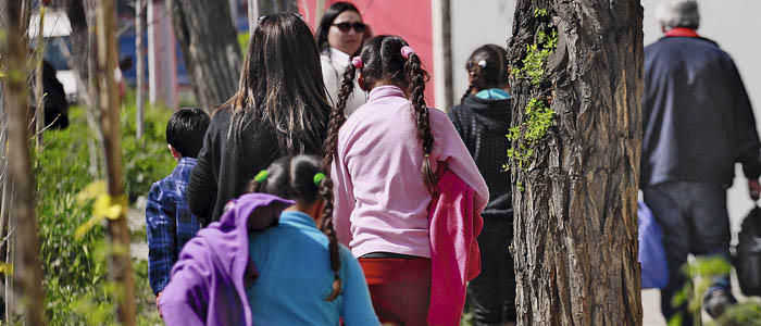 Intenso Lobby por reforma a la infancia