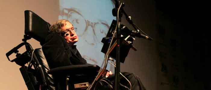 Stephen Hawking: Se apaga una estrella