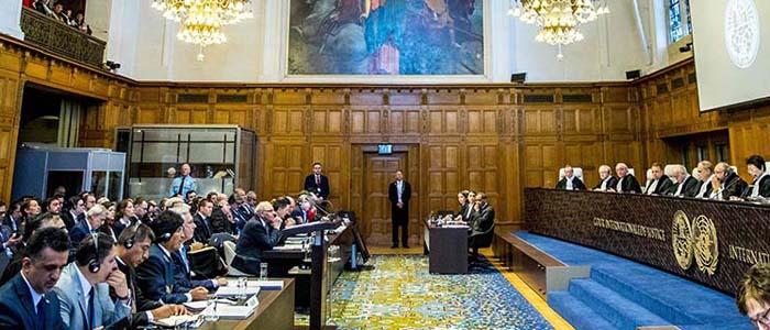 La fase final de los alegatos en La Haya