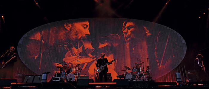 Radiohead:  Cómo no desaparecer completamente