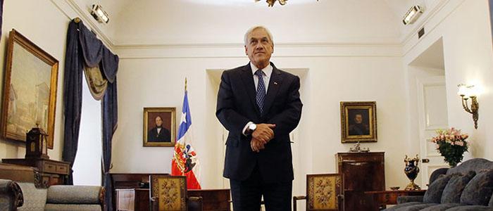 El repliegue de Piñera
