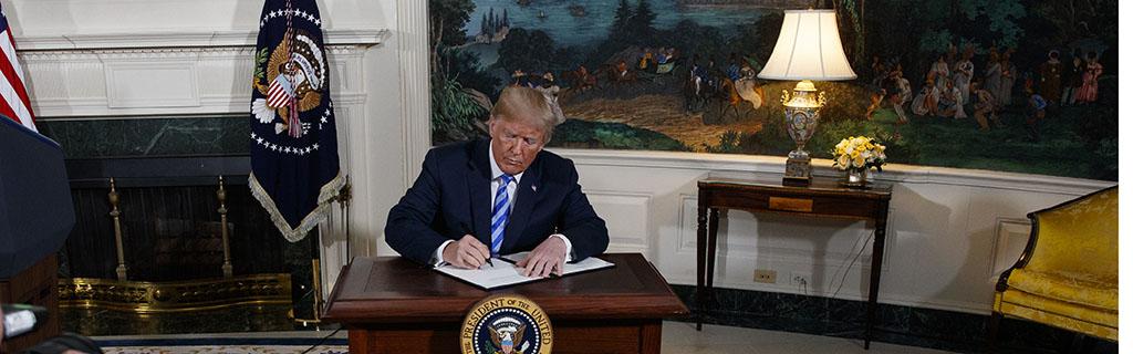 Se desmorona acuerdo nuclear de Irán