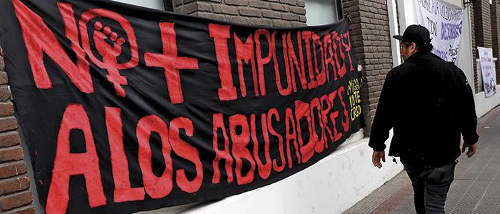 Denuncias por acoso en la UC aumentan explosivamente