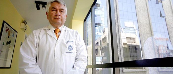 Enrique Paris suena para Super de Salud