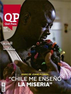 "Viudo de Joane Florvil: ""Chile me enseñó la miseria"""