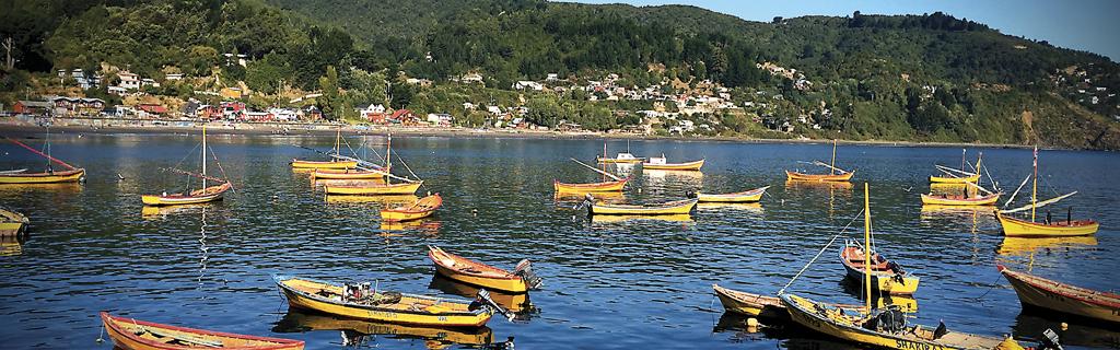 Mar para Chile